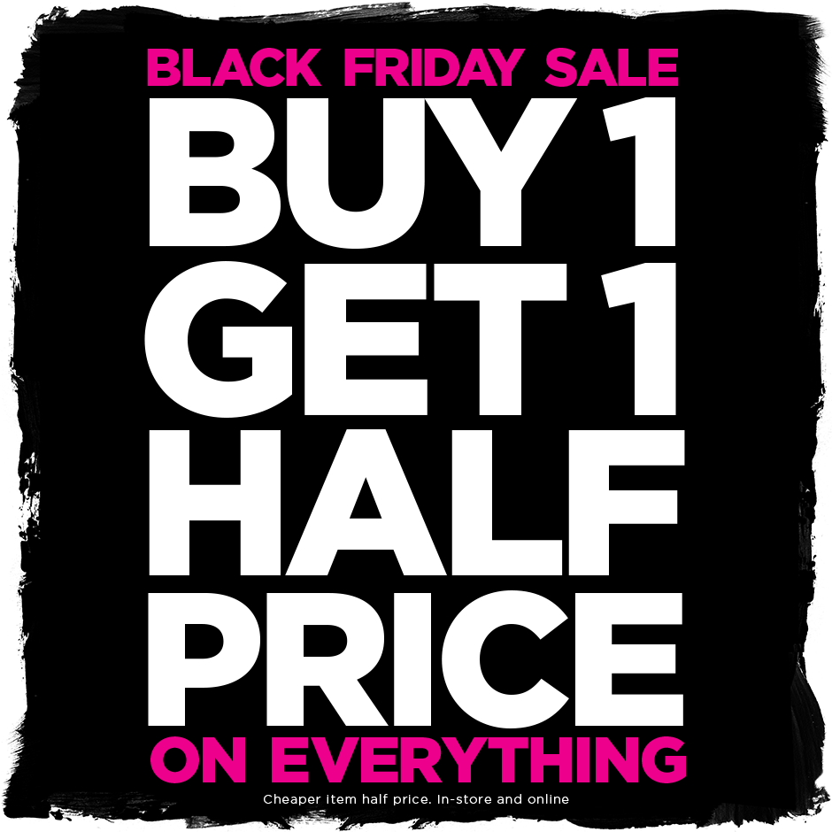 Black Friday offers at Bonmarche