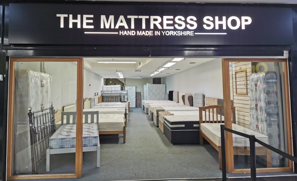 The Mattress Shop Opens