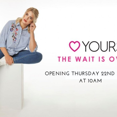 Plus-size fashion retailer Yours Clothing is set to open new store at North Point  Shopping Centre