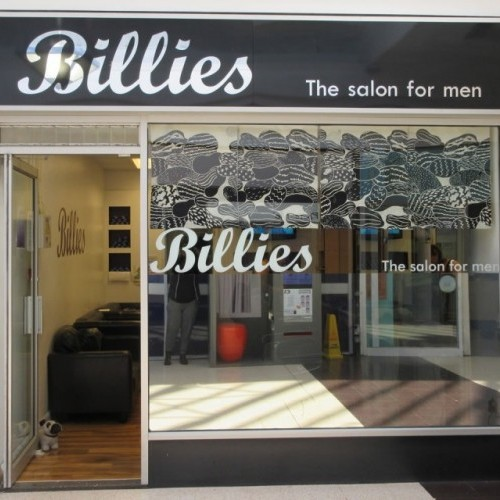 Billies Barbers Win Best Small Business Award