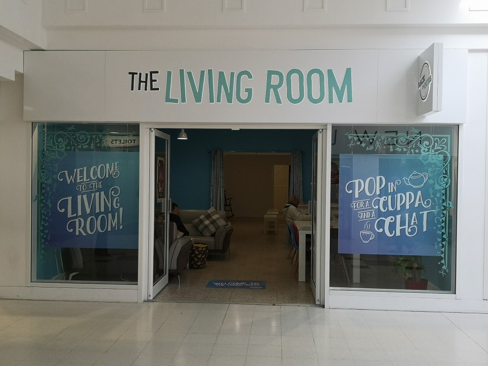 Back to Ours - The Living Room