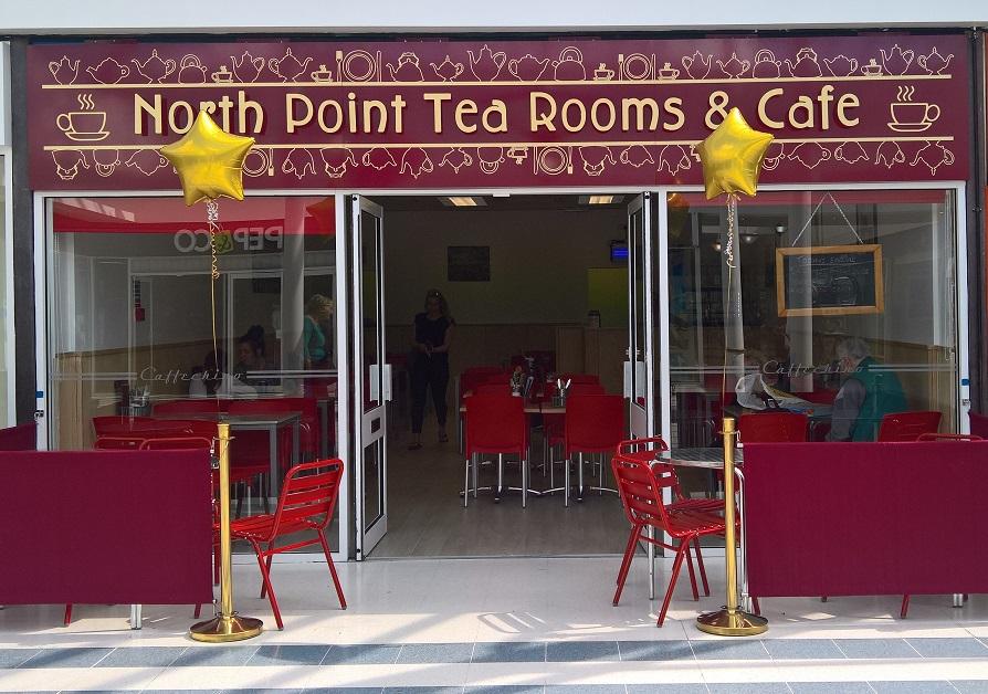 North Point Tea Rooms
