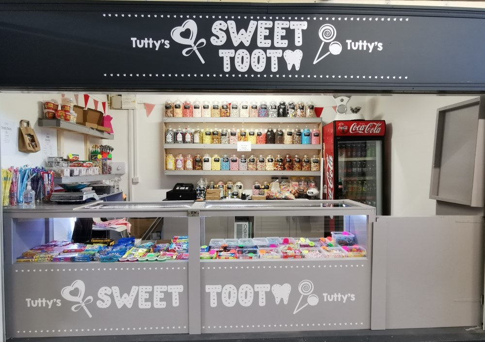 Tutty's Sweet Tooth