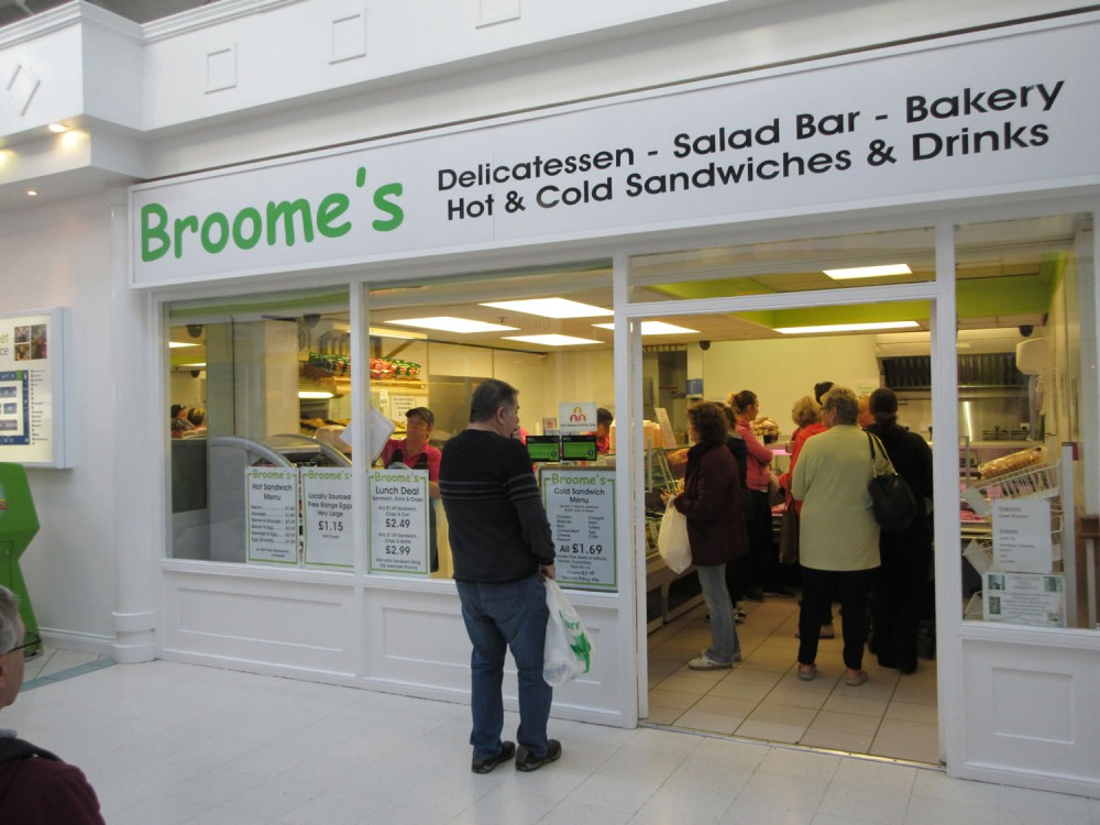 Broome's