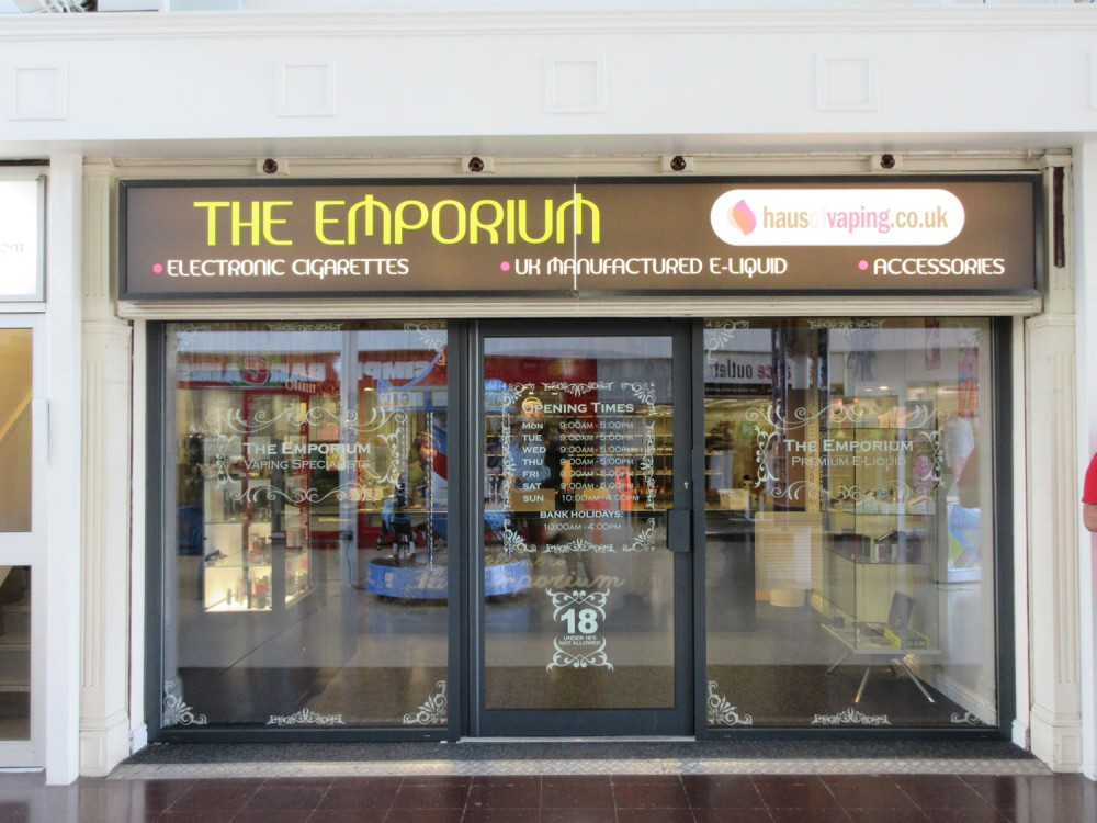 The Emporium - Hausofvaping.co.uk